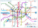 Chengdu Subway Maps
