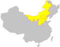 Maps of North China