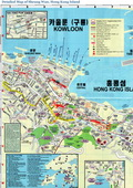Map of Sheung Wan