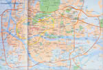 Guangzhou City Map 2010