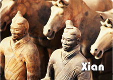 Xian Tours, xian Tour Packages