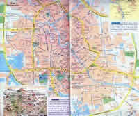 Map of Tianjin City Map