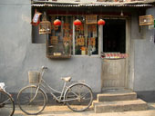 Old Shop in Mao'er Hutong