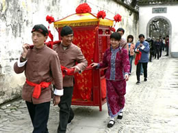 China Sedan Chair