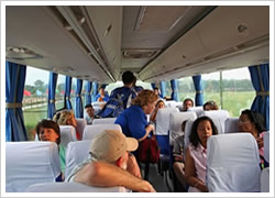 Beijing Bus Tour Package