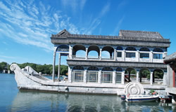 Stone Boat of Summer Palace