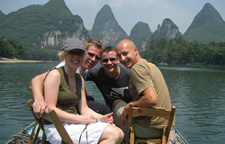 Yangshuo Yulong River Rafting