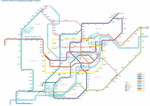Chongqing Subway 2009-2012