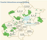 Attractions around Beijing