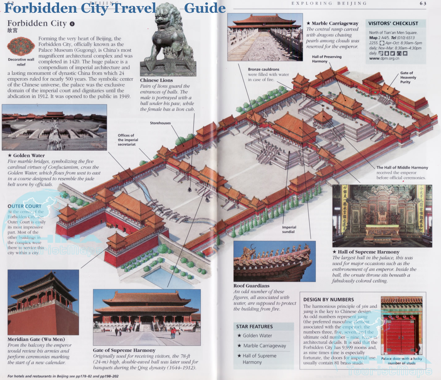 Picture Of Forbidden City