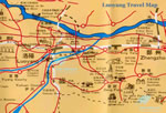 Luoyang Travel Map