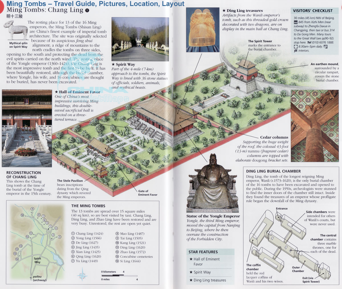 Ming Tombs Travel Guide