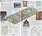 Ming Tombs Travel Guide Map