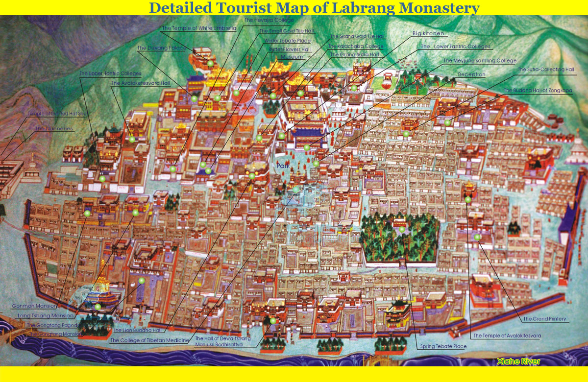 Phoenix Tourist Map – Phoenix Tourist Attractions Map