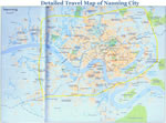 Nanning Travel Map