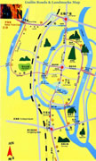 Guilin Map - Roads & Landmarks