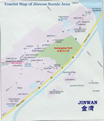 Zhuhai Jinwan Map