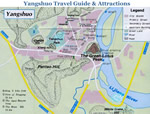 Yangshuo Travel Guide Map