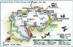 Sun-Moon Lake Travel Map
