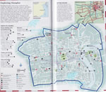 Shanghai Travel Guide Map