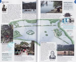 West Lake Travel Guide Map